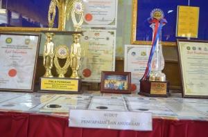 Sudut Pencapaian dan Anugerah